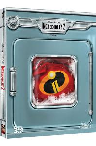 인크레더블 2 [3D+2D] [INCREDIBLES 2]
