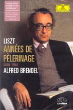 ANNEES DE PELERINAGE/ <!HS>ALFRED<!HE> BRENDEL