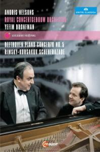 PIANO CONCERTO NO.5 & SCHEHERAZADE/ YEFIM BRONFMAN, <!HS>ANDRIS<!HE> NELSONS [베토벤: 피아노협주곡 5번황제]
