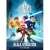 ULALA SENSATION [1ST MINI ALBUM]