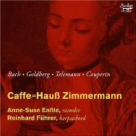 CAFFE=HAUSS ZIMMERMANN/ ANNE-SUSE ENSSLE, REINHARD FUEHRER [침머만의 커피 하우스 | 안네-주제 엔슬레]