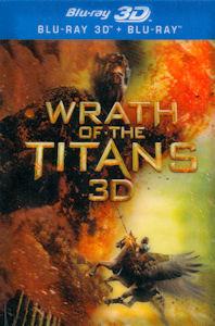 타이탄의 분노 3D+2D [렌티큘러 한정판] [WRATH OF THE TITANS] [13년 2월 워너 블루레이 단독 할인행사]