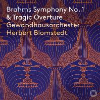 SYMPHONY NO.1, TRAGIC OVERTURE/ HERBERT BLOMSTEDT [브람스: 교향곡 1번, 비극적 서곡 - 블롬슈테트]