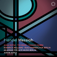 MESSIAH/ JUSTIN DOYLE [헨델: 메시아(1742년 더블린 초연 버전) - 저스틴 도일]