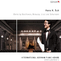 BEETHOVEN, DEBUSSY, LISZT & SCHUMANN: PIANO WORKS [서형민의 피아노 작품 연주집: 베토벤, 드뷔시, 리스트, 슈만]