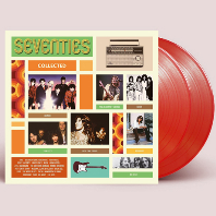 SEVENTIES COLLECTED [180G CLEAR RED LP]
