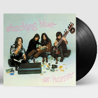 AT HOME [180G PINK LP]