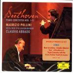 PIANO CONCERTOS NOS.1-5/ MAURIZIO POLLINI, CLAUDIO ABBADO