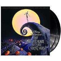 THE NIGHTMARE BEFORE CHRISTMAS [LP] [팀 버튼의 크리스마스 악몽]
