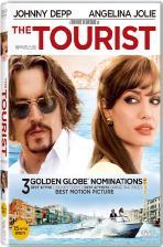 투어리스트 [THE TOURIST] [13년 2월 소니픽쳐스 베스트 50선 할인행사] DVD