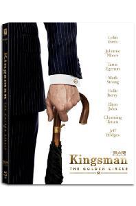 킹스맨: 골든 서클 [풀슬립 스틸북 한정판] [KINGSMAN: THE GOLDEN CIRCLE]