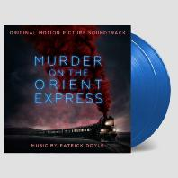 MURDER ON THE ORIENT EXPRESS [180G BLUE LP] [오리엔트 특급 살인] [한정반]