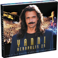 LIVE AT THE ACROPOLIS: 25TH ANNIVERSARY [CD+DVD+BD] [REMASTERED DELUXE]
