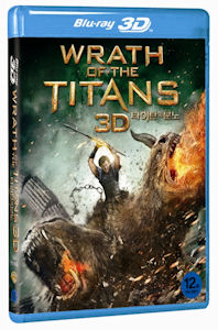  : 2D+3D [WRATH OF THE TITANS] [13 4  3D ]