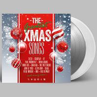 THE GREATEST X-MAS SONGS [WHITE & SILVER] [180G LP] [한정반]