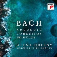 KEYBOARD CONCERTOS BWV 1052-1058/ ALENA CHERNY [바흐: 건반 협주곡 - 알레나 체르니]