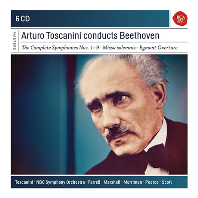THE COMPLETE SYMPHONIES NOS.1-9, MISSA SOLEMNIS, EGMONT OVERTURE/ ARTURO TOSCANINI [SONY MASTERS] [베토벤: 교향곡 전곡, 미사, 서곡 - 아르투르 토스카니니]