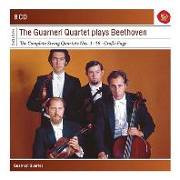 THE COMPLETE STRING QUARTETS NOS.1-16, GROSSE FUGE/ GUARNERI QUARTET [SONY MASTERS] [베토벤: 현악 사중중 전곡, 대푸가 - 과리네리 사중주단]