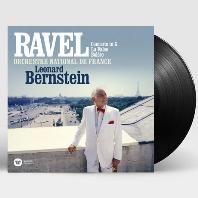 CONCERTO IN G, LA VALSE, BOLERO/ LEONARD BERNSTEIN [라벨: 피아노 협주곡, 라발스, 볼레로 - 번스타인] [LP]