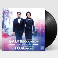 CELLO SONATAS/ GAUTIER CAPUCON, YUJA WANG [쇼팽, 프랑크: 첼로 소나타 - 고티에 카퓌송, 유자 왕] [LP]