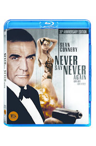 007     [NEVER SAY NEVER AGAIN]