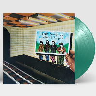 FINEST FINGER [CLEAR GREEN LP] [한정반]