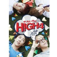 HI HIGH [MINI ALBUM]