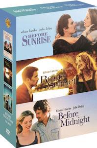 비포 콜렉션 [BEFORE SUNRISE+SUNSET+MIDNIGHT]
