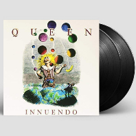QUEEN - INNUENDO [180G BLACK LP]