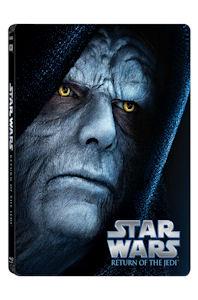 스타워즈 에피소드 6: 제다이의 귀환 [스틸북 한정판] [STAR WARS EPISODE 6: RETURN OF THE JEDI]
