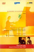 SCHLIESSMANN PLAYS GODOWSKY-<!HS>LISZT<!HE>/ BURKARD SCHLIESSMANN