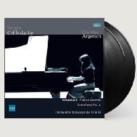 PIANO CONCERTO & SYMPHONY NO.2/ MARTHA ARGERICH, SERGIU CELIBIDACHE [180G LP] [슈만: 피아노 협주곡 & 교향곡 2번 - 아르헤리치 & 첼리비다케] [한정반]