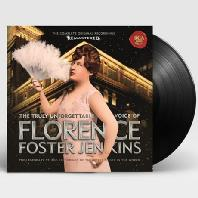 THE TRULY UNFORGETTABLE VOICE OF FLORENCE FOSTER JENKINS/ JENNY WILLIAMS, THOMAS BURNS [180G LP] [플로렌스 포스터 젠킨스: 역사상 최악의 소프라노]