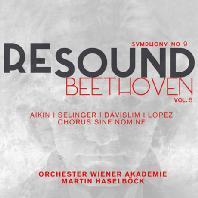 RESOUND VOL.5 - SYMPHONY NO.9/ MARTIN HASELBOCK [리사운드 베토벤 5집: 교향곡 9번<합창> - 마르틴 하젤뵈크]