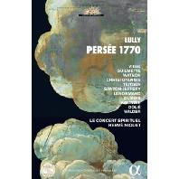 PERSEE 1770/ HERVE NIQUET [2CD+BOOK] [륄리: 오페라 <페르세> 1770년 버전] [하드커버 양장본]