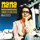 CHANTS DE MON PAYS (내 조국의 노래)  - NANA MOUSKOURI [미개봉]