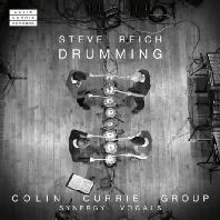 DRUMMING/ COLLIN CURRIE GROUP [스티브 라이히: 드러밍 - 콜린 커리 그룹]
