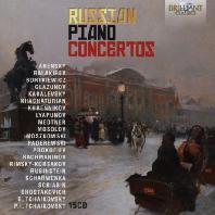RUSSIAN PIANO CONCERTOS [러시아 피아노 협주곡 모음집]