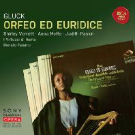 ORFEO ED EURIDICE/ RENATO FASANO [SONY CLASSICAL OPERA] [글룩: 오르페오와 에우리디체 - 레나토 파사노]