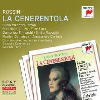 LA CENERENTOLA/ GABRIELE FERRO [<!HS>SONY<!HE> CLASSICAL OPERA] [로시니: 신데렐라 - 가브리엘 페로]
