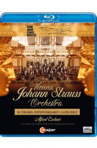 VIENNA JOHANN STRAUSS ORCHESTRA: 50 YEARS ANNIVERSARY CONCERT [빈 요한 슈트라우스 오케스트라 창립 50주년 공연]