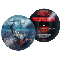 STRANGER THINGS: HALLOWEEN SOUNDS FROM THE UPSIDE DOWN [LIMITED] [기묘한 이야기: 할로윈 사운드 에디션] [PICTURE DISC LP]
