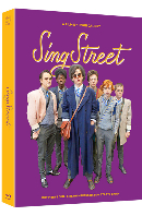 싱 스트리트 BD+OST [B 풀슬립 스틸북 한정판] [SING STREET]