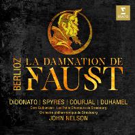 LA DAMNATION DE FAUST/ JOHN NELSON [베를리오즈: 파우스트의 천벌 - 존 넬슨]