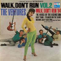 WALK, DON`T RUN VOL. 2 [LIMITED EDITION] [LP]