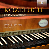 COMPLETE SONATAS/ JENNY SOONJIN KIM [코젤루흐: 피아노 소나타 전곡 - 김순진(제니 순진 킴)]