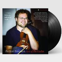 ART OF THE VIOLIN/ PETTERI IIVONEN [이자이, 바흐, 드뷔시, 이자이: 무반주 바이올린 - 페테리 이보넨] [180G LP]