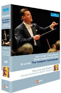 THE COMPLETE SYMPHONIES & DISCOVERING BRAHMS/ <!HS>CHRISTIAN<!HE> THIELEMANN [브람스: 교향곡 전집 & 다큐멘터리]
