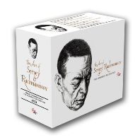 The Art Of Sergei Rachmaninov: The Complete Recordings 6cd