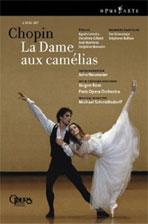 LA DAME AUX CAMELIAS/ JOHN NEUMEIER, MICHAEL SCHMIDTSDORFF [쇼팽: 카멜리아의 여인]